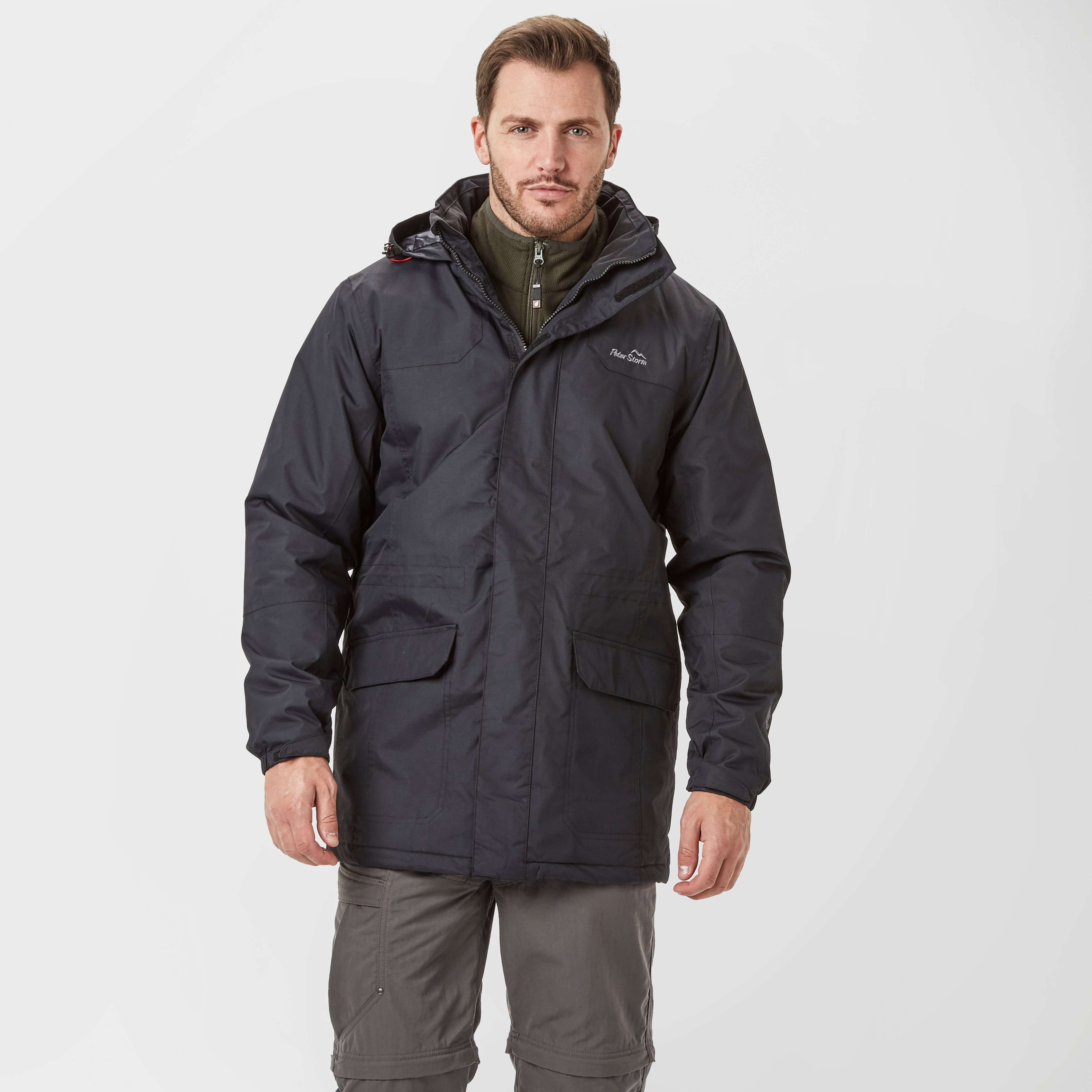 PETER STORM Men's Windstorm Insulated Jacket