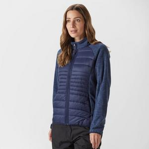 PETER STORM Women's Baffle Fleece Jacket