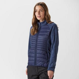Women's Baffle Fleece