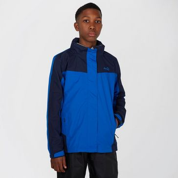 0ccdc3241b Mid Blue PETER STORM Kids  Beat The Storm II 3 in 1 Jacket ...