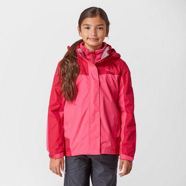 c5fa275bd2 Dark Pink PETER STORM Kids  Beat The Storm II 3 in 1 Jacket ...