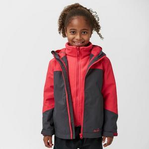 PETER STORM Girl's Cloudburst 3-in-1 Jacket