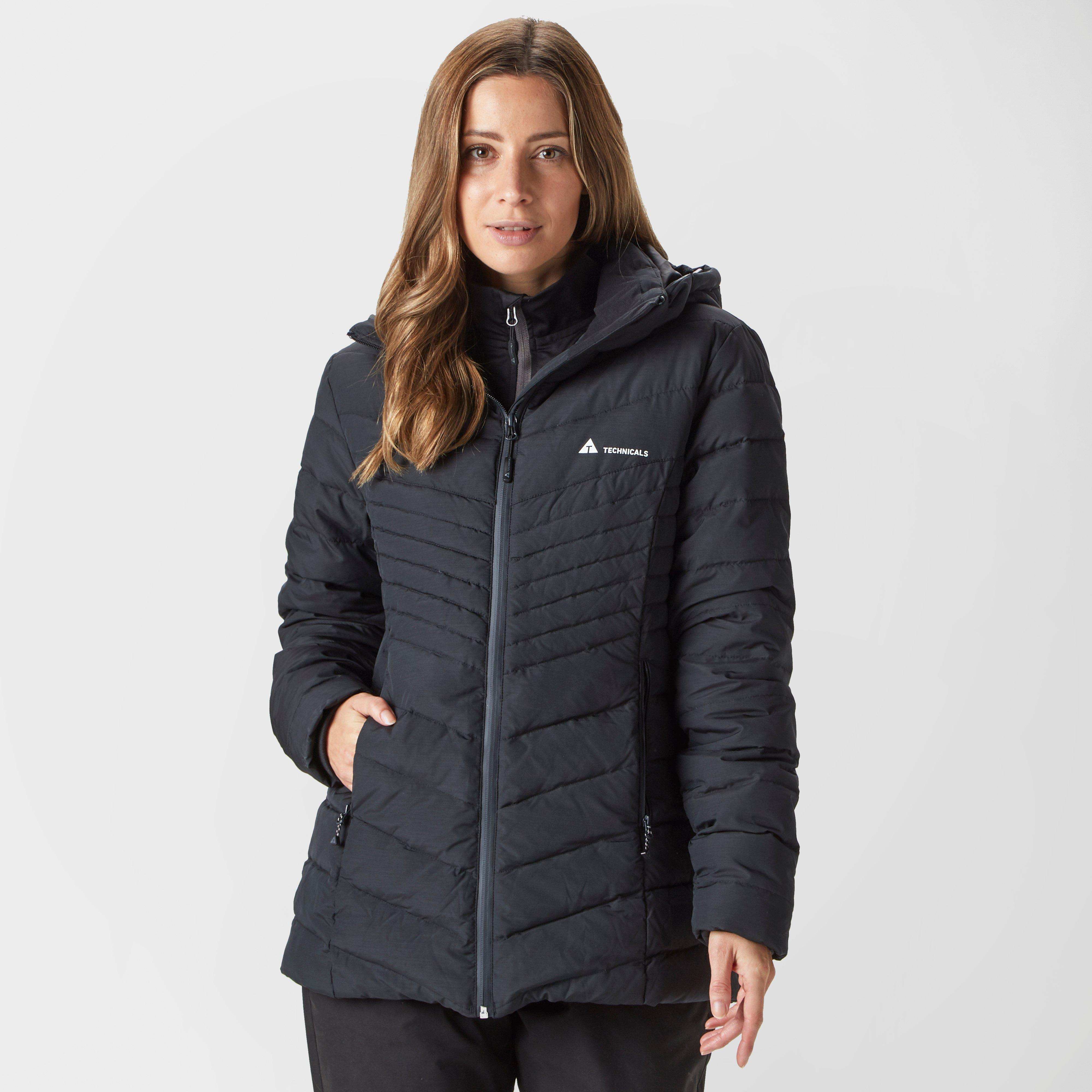 96d2a5045d09e Details about New Technicals Women s Chill Down Jacket Outdoor Clothing