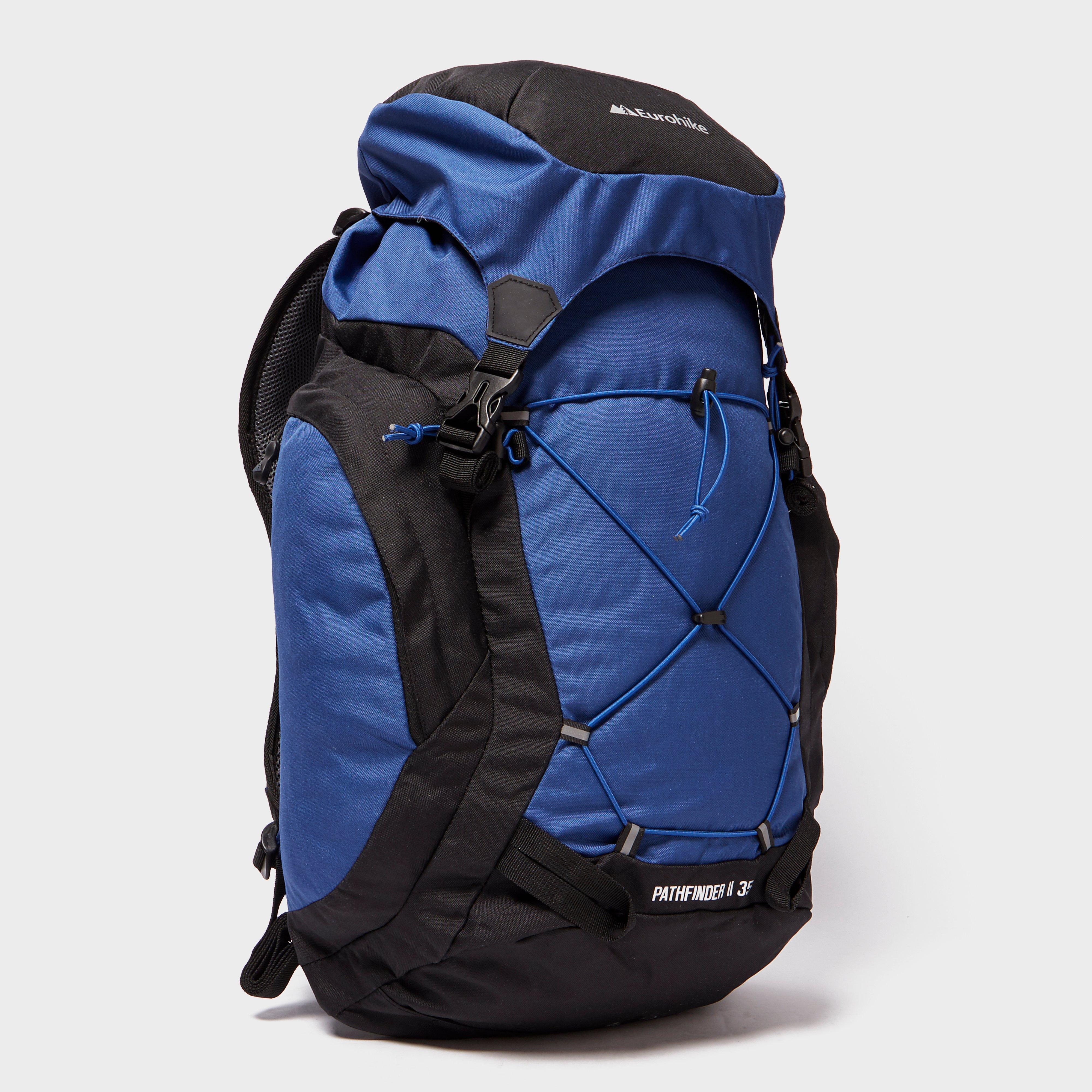 Eurohike Eurohike Pathfinder II 35L Rucksack - Blue, Blue
