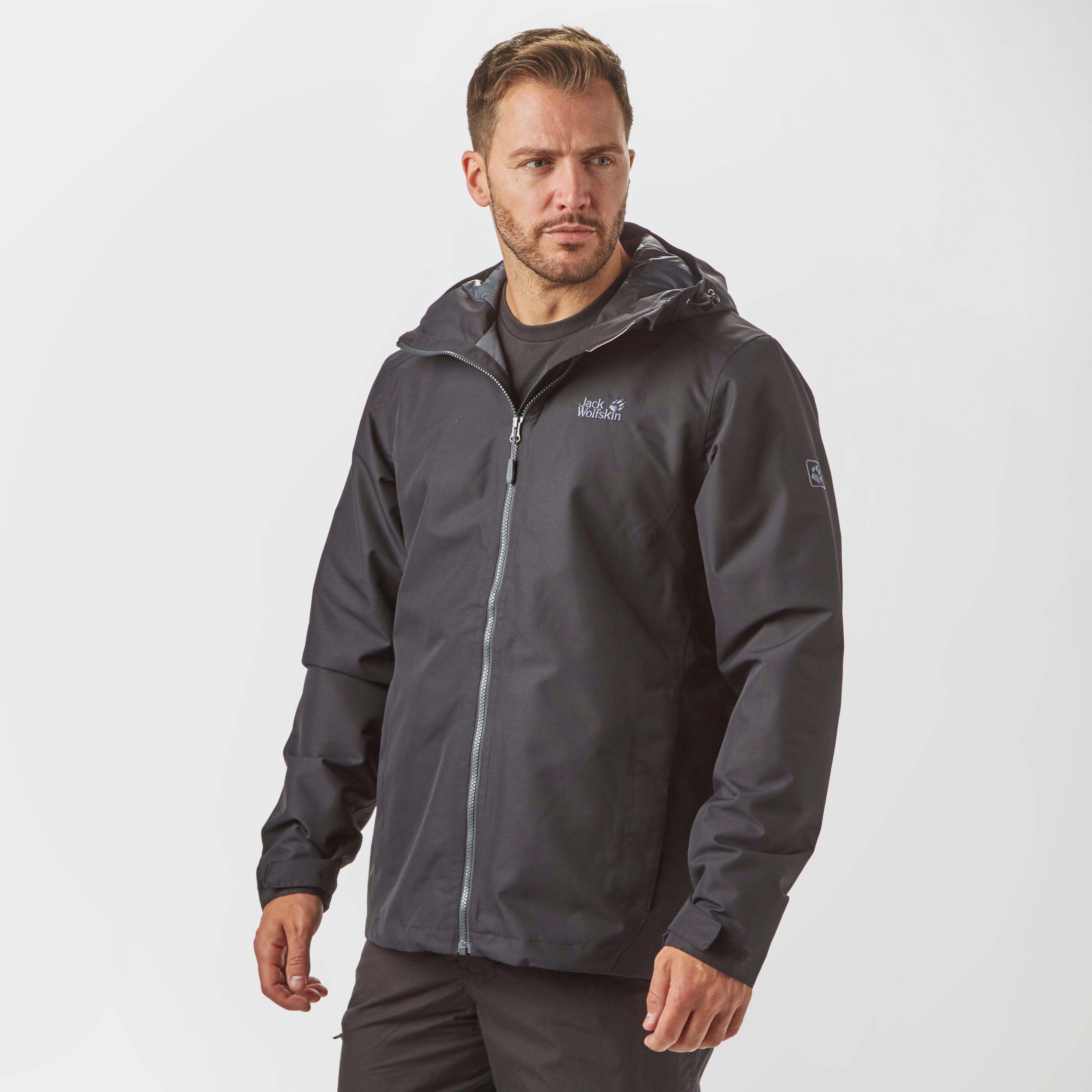 JACK WOLFSKIN Men's Chilly Morning Padded Jacket