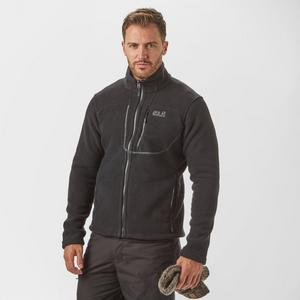 JACK WOLFSKIN Men's Vertigo Full-Zip Fleece