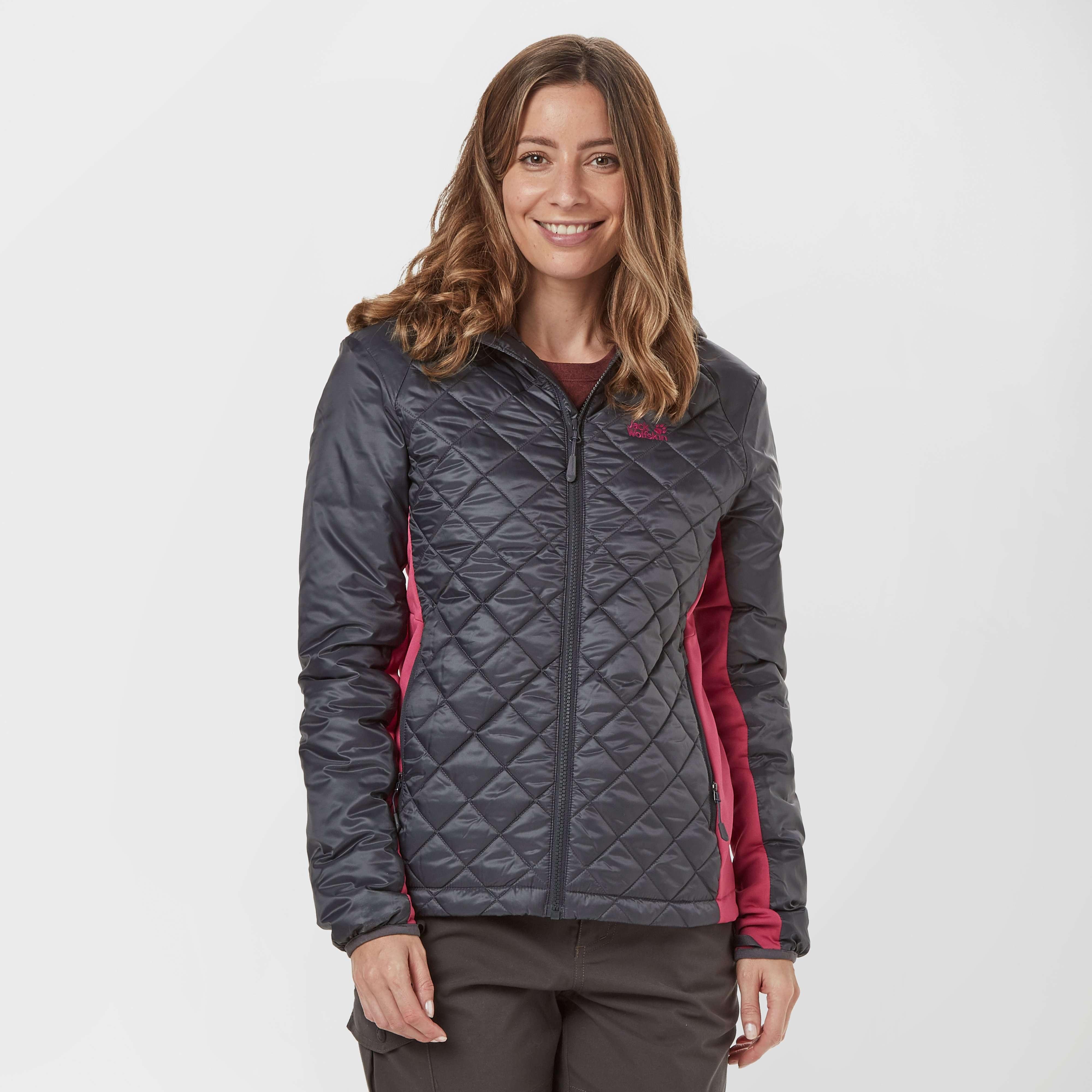 JACK WOLFSKIN Women's Snowy Tundra Insulated Jacket