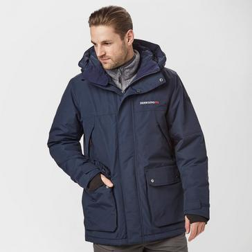 e74849058be Navy DIDRIKSONS Men's Phil Parka
