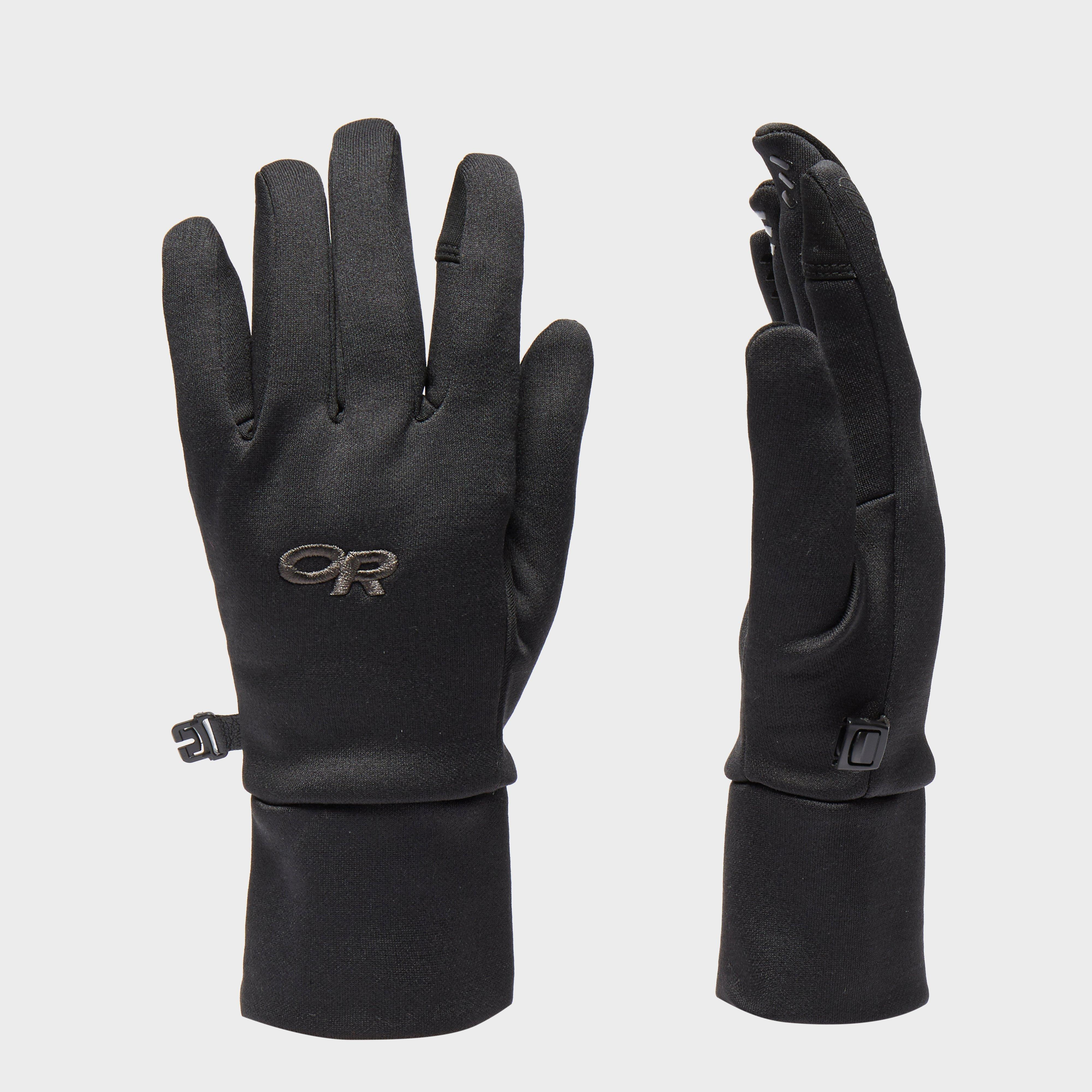 Outdoor Research Outdoor Research Womens PL400 Sensor Gloves - Grey, Grey