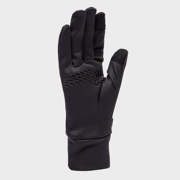 Black Outdoor Research Men's PL100 Sensor Gloves