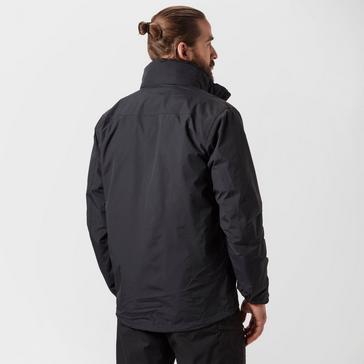 Black Technicals Men's Pinnacle 3 in 1 Jacket