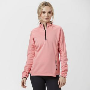 adidas Women's Terrex Tivid Half-Zip Fleece