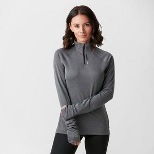 adidas Women's Tracero Half-Zip Baselayer
