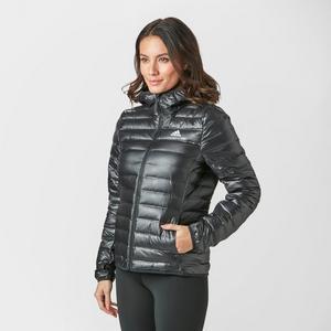 adidas Women's Varilite Hooded Down Jacket