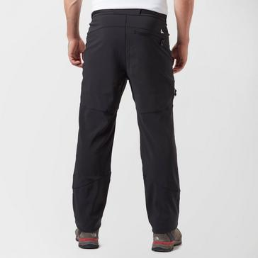 Black Technicals Men's Roam Softshell Trousers