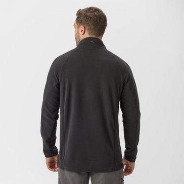 Black Peter Storm Men's Grid Half Zip Fleece