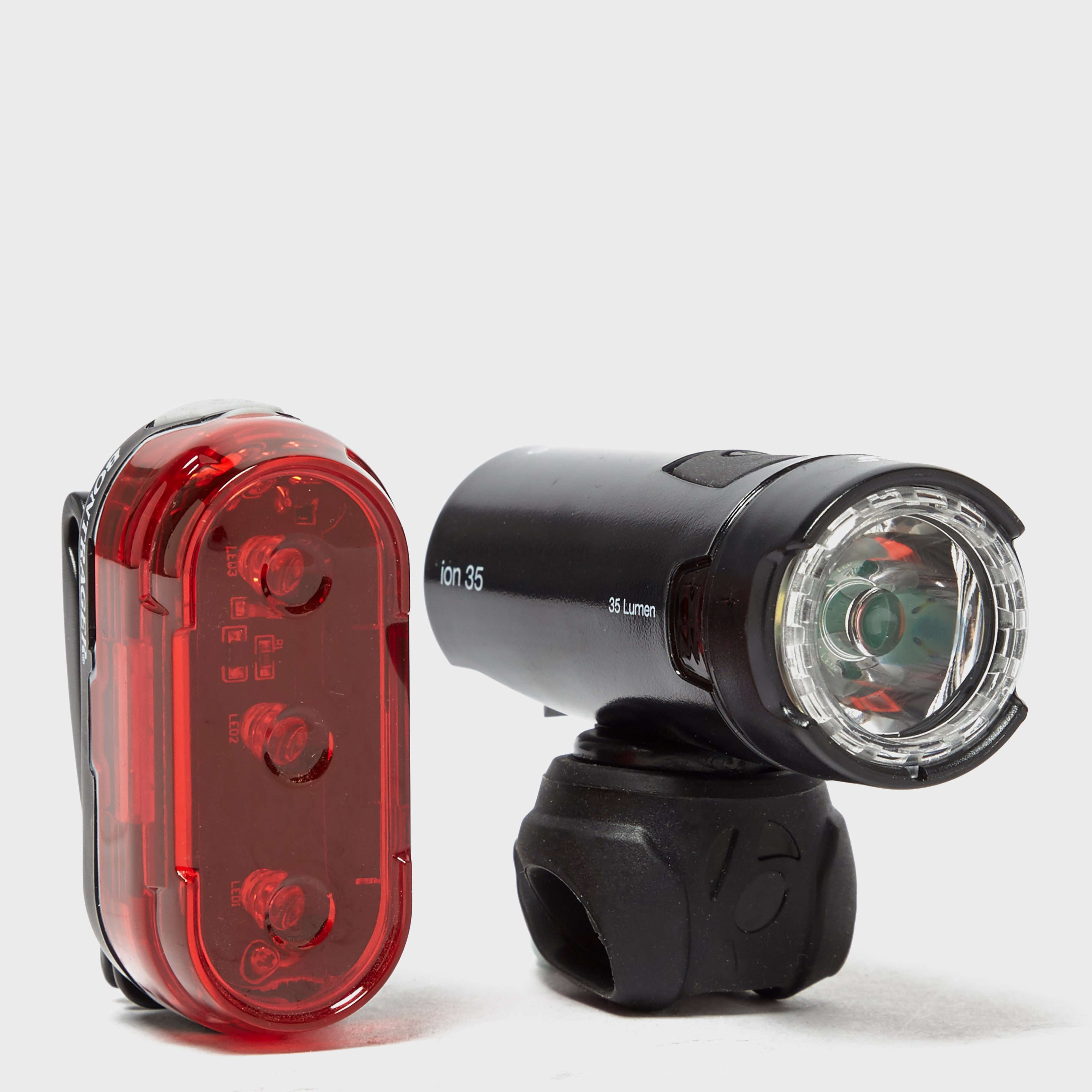 BONTRAGER Ion 35 and Flare 1 Cycle Light