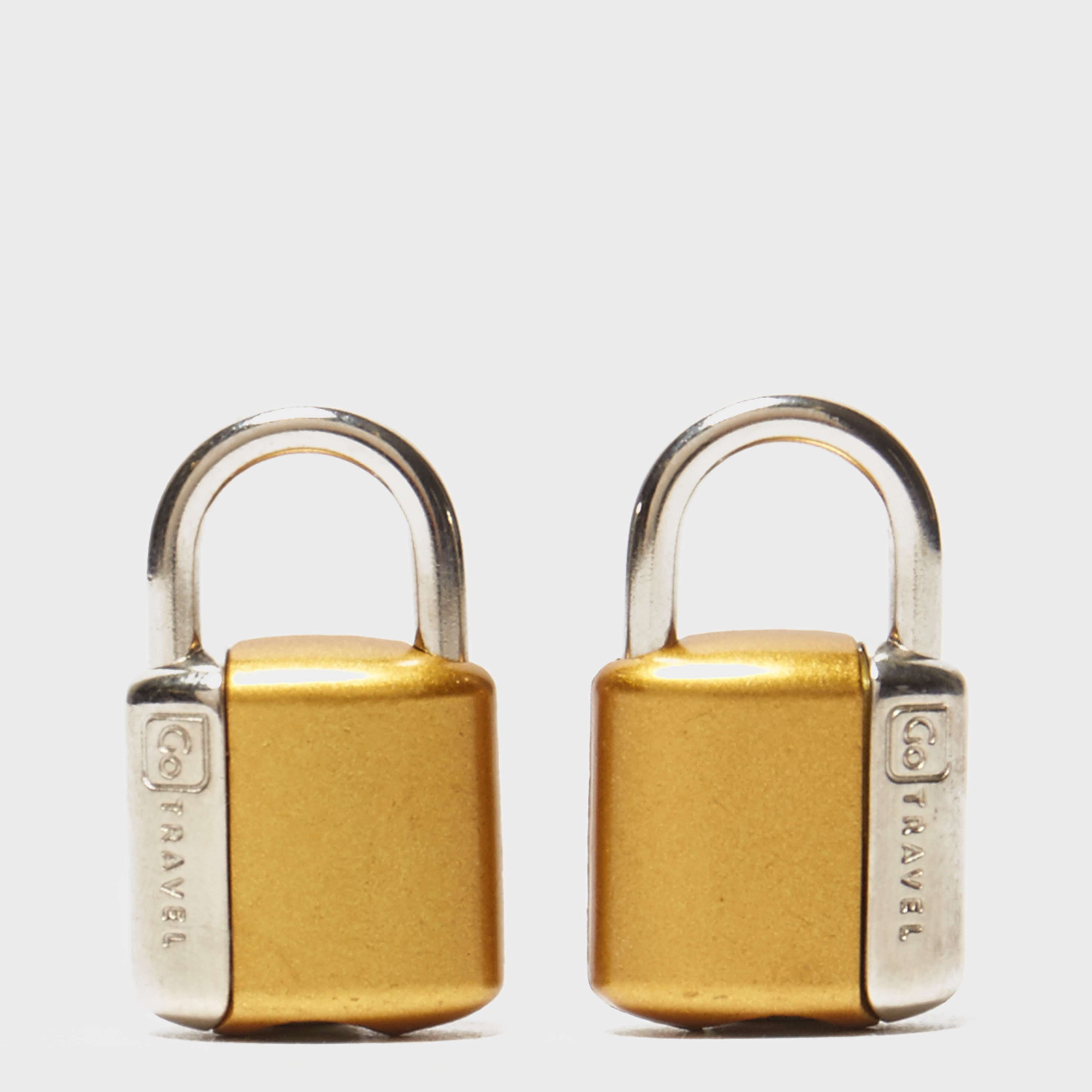 DESIGN GO Twin Pack Case Lock