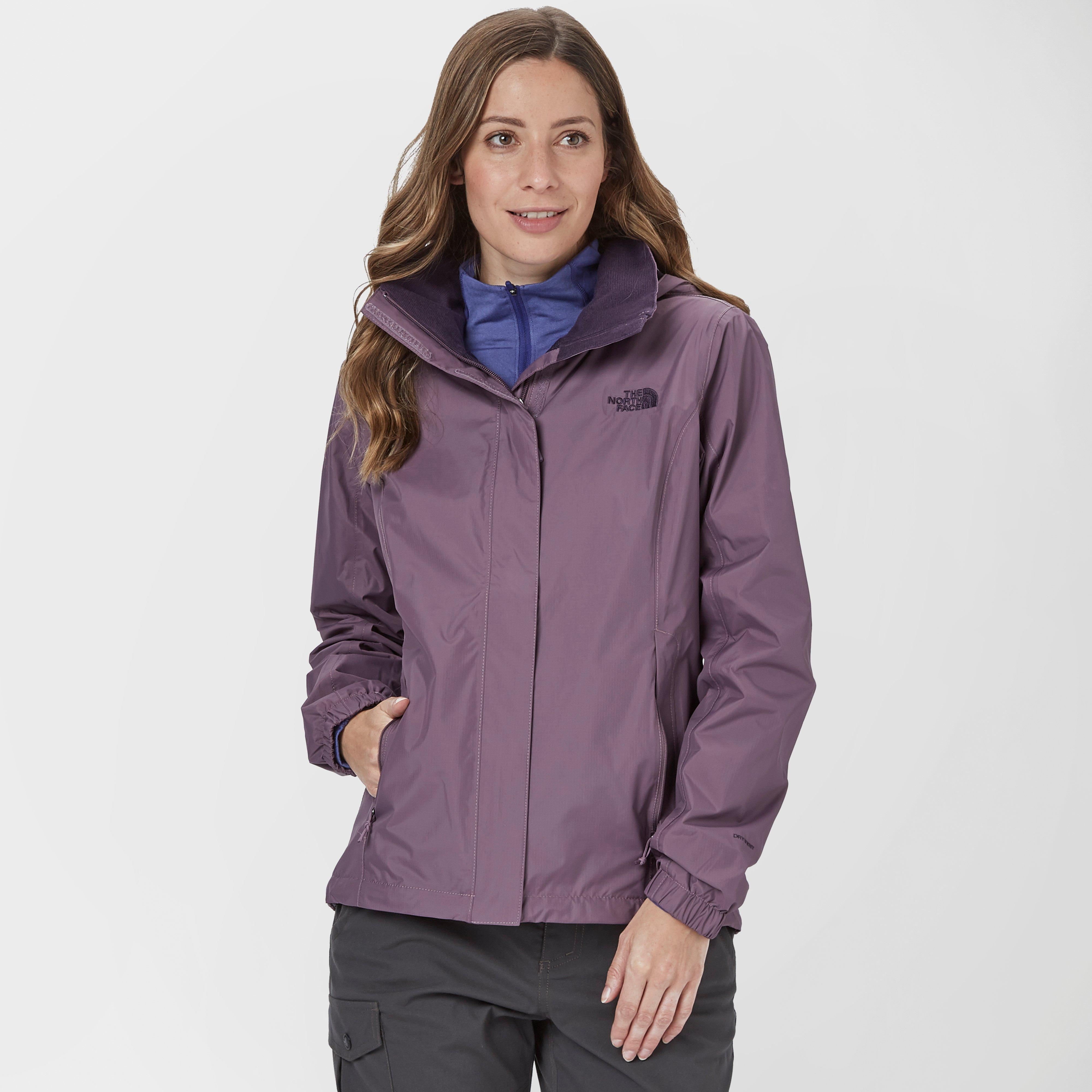 ce688f74bd6f Purple THE NORTH FACE Women s DryVent™ Resolve 2 Jacket image 1