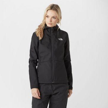 a6552584d9 Black THE NORTH FACE Women s Tanken Softshell Jacket ...