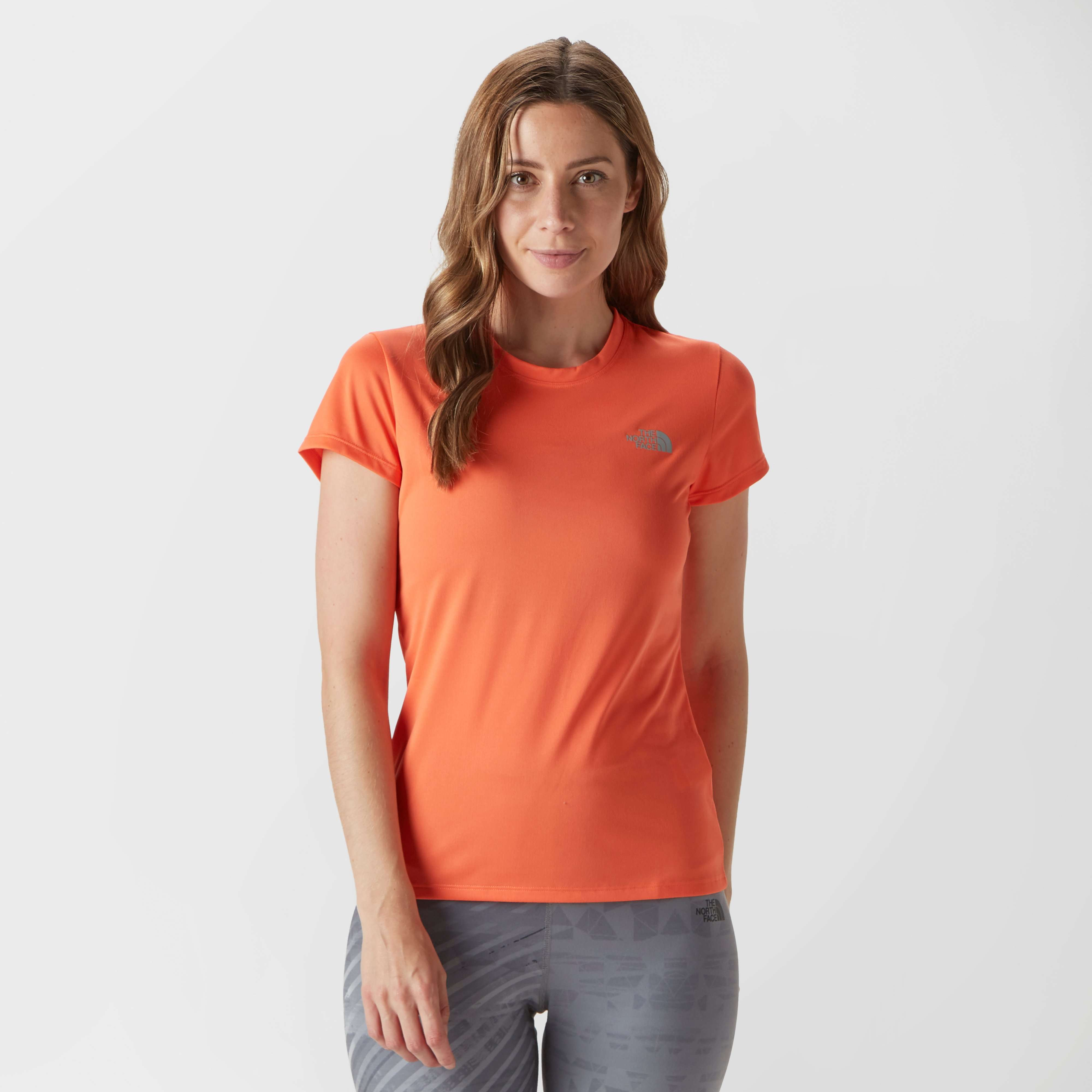THE NORTH FACE Women's Mountain Athletics Reaxion Short Sleeve T-Shirt