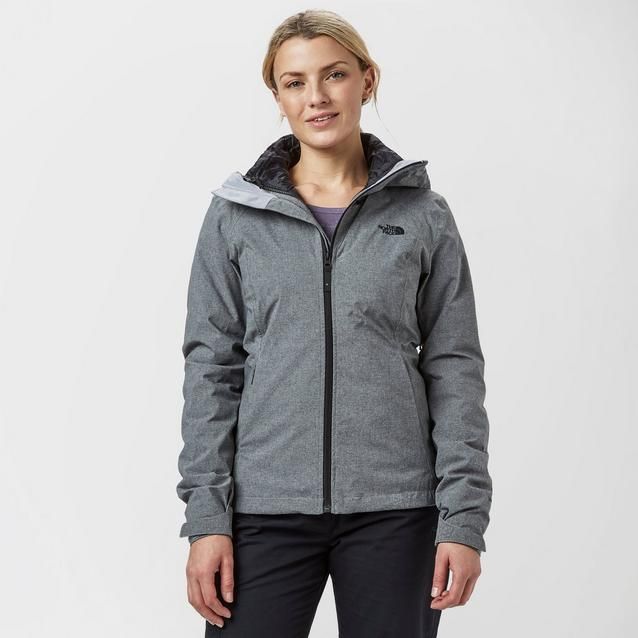 2aed85a32 Dark Grey THE NORTH FACE Women's Thermoball Triclimate® 3 in 1 Jacket image  1