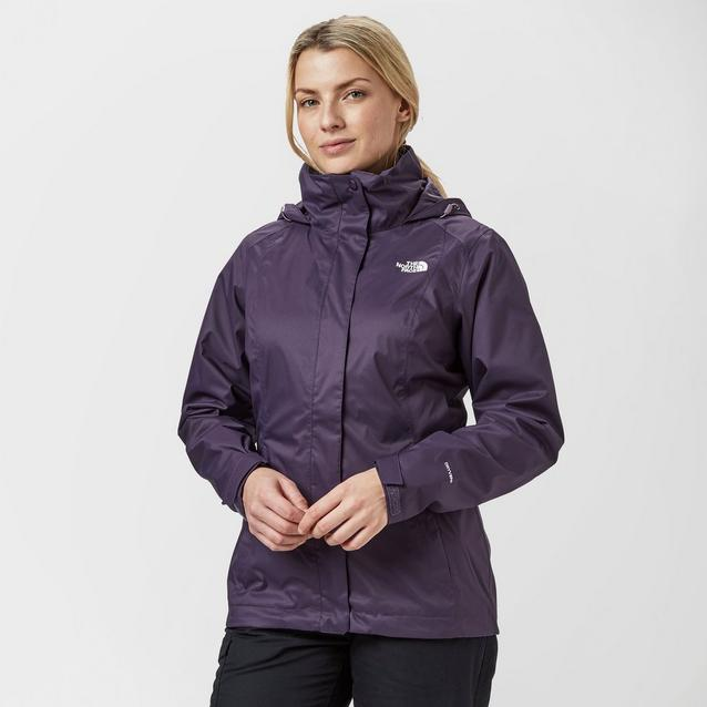 bc15d7838975 Purple THE NORTH FACE Women s Evolve II Triclimate® 3-in-1 Jacket image