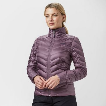 Purple THE NORTH FACE Women s Trevail Down Jacket ... 81792fc86