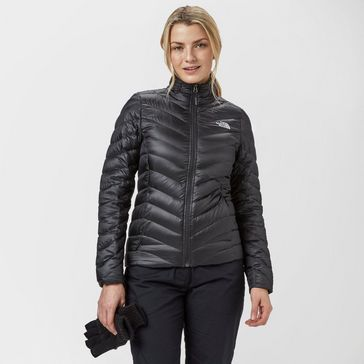 61148e9edc Black THE NORTH FACE Women s Trevail Down Jacket ...