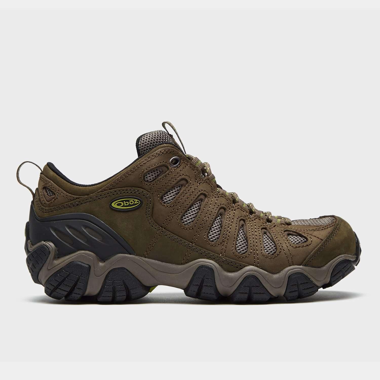 OBOZ Men's Sawtooth Low Walking Shoe