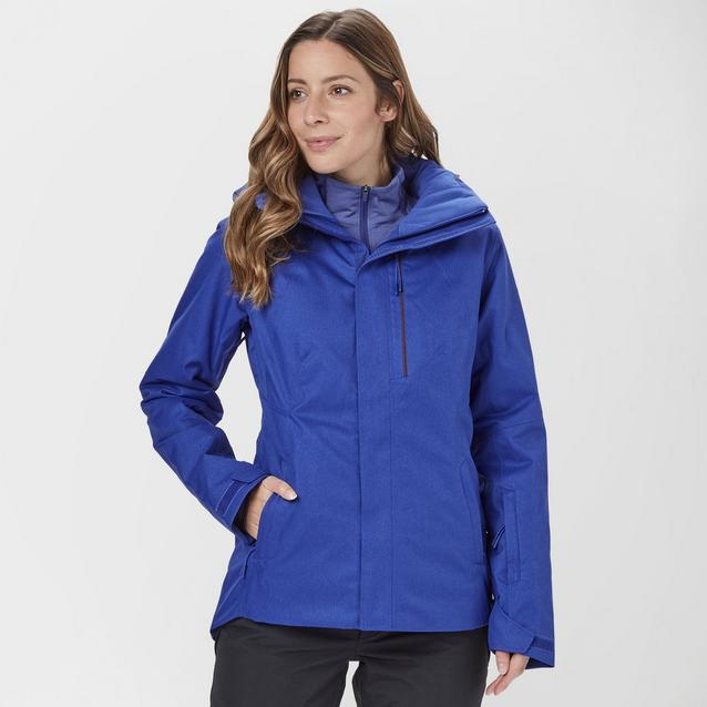 14b133e98af2 Purple THE NORTH FACE Women s Gatekeeper Ski Jacket image 1