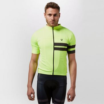 aeb33c5ed Yellow BONTRAGER Men s Circuit Cycling Jersey ...