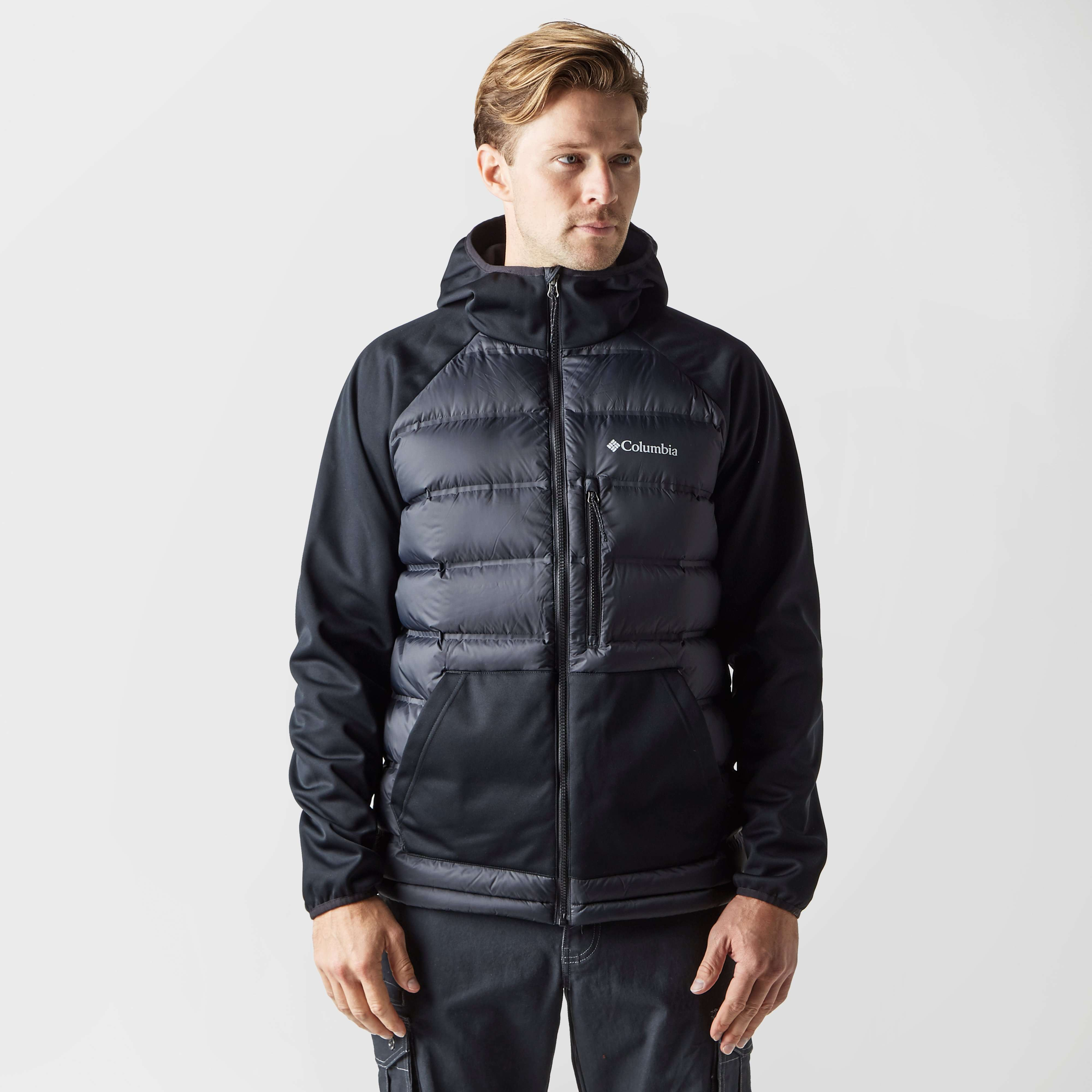 COLUMBIA Men's Ramble™ Down Hybrid Hooded Jacket
