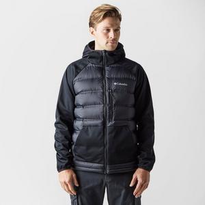COLUMBIA Men's Ramble™ Down Hybrid Hooded Jacket
