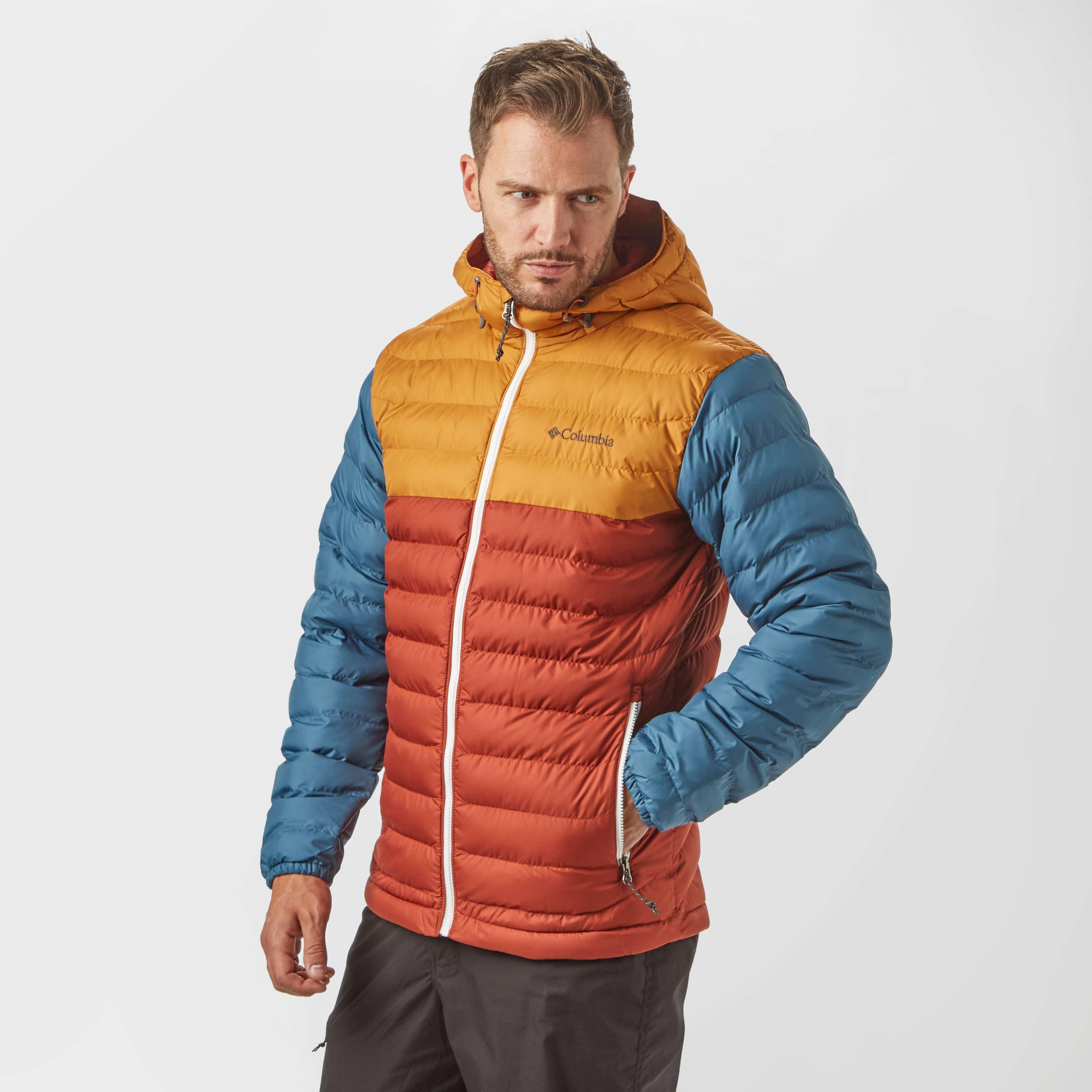 COLUMBIA Men's Powder Lite™ Hooded Jacket