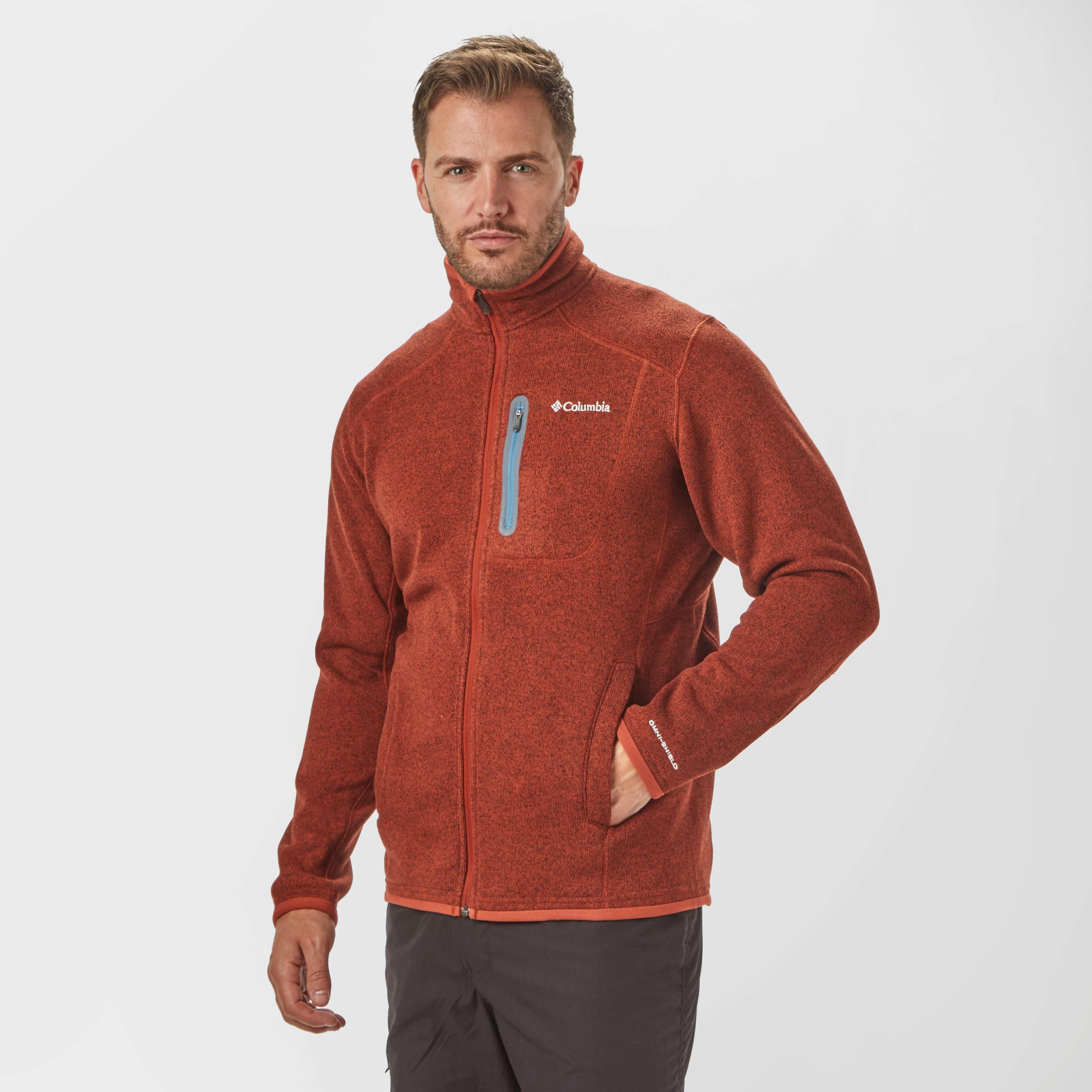COLUMBIA Men's Altitude Aspect Full Zip Fleece