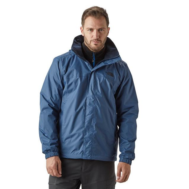 d986d7d3a986 Blue THE NORTH FACE Men s Resolve 2 Jacket image 1