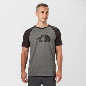 THE NORTH FACE Men's Raglan Easy T-Shirt