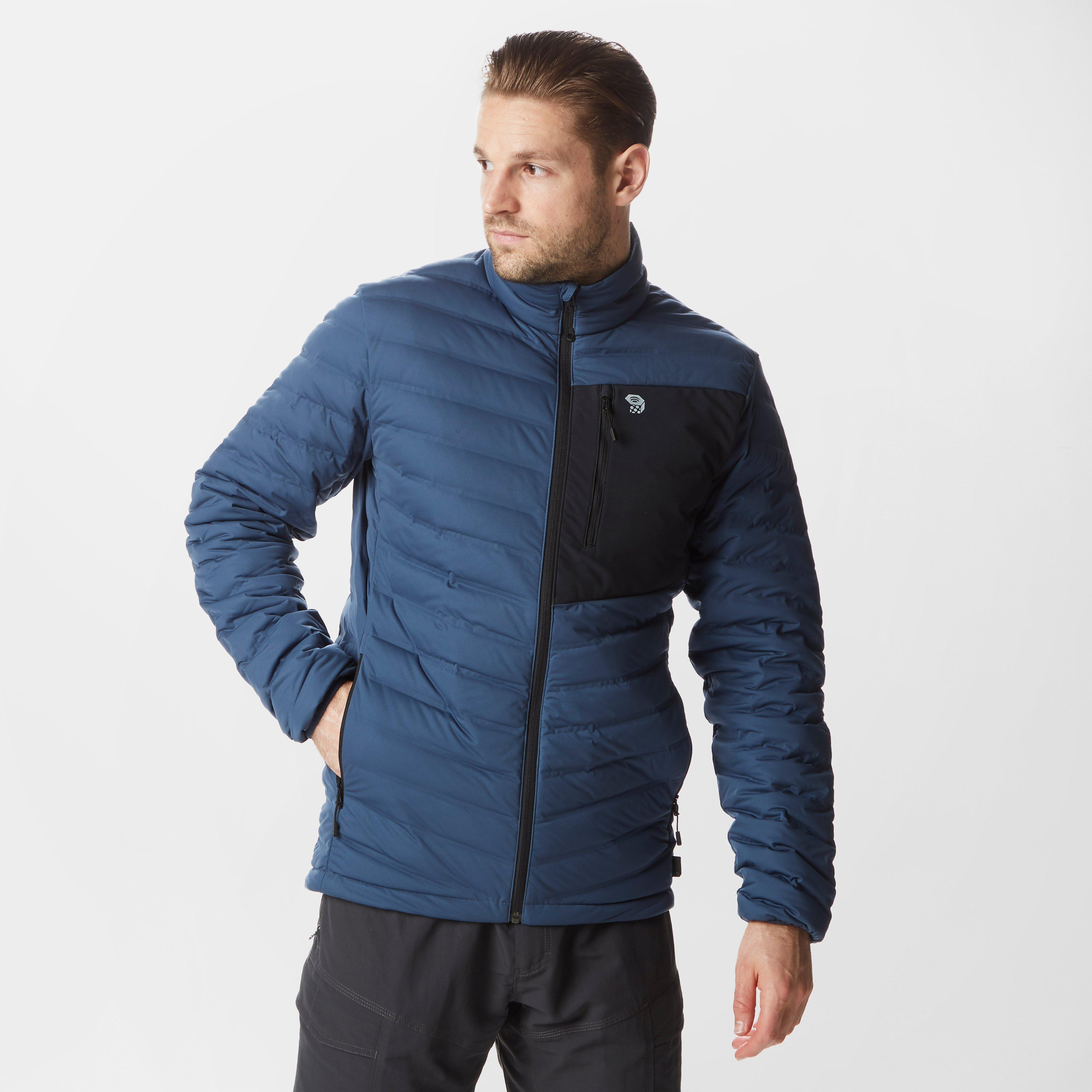 men lyst clothing for kereed quilt navy in jacket mens ted vertical product baker quilted blue gallery