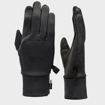Dark Grey The North Face Women's Etip Touchscreen Gloves