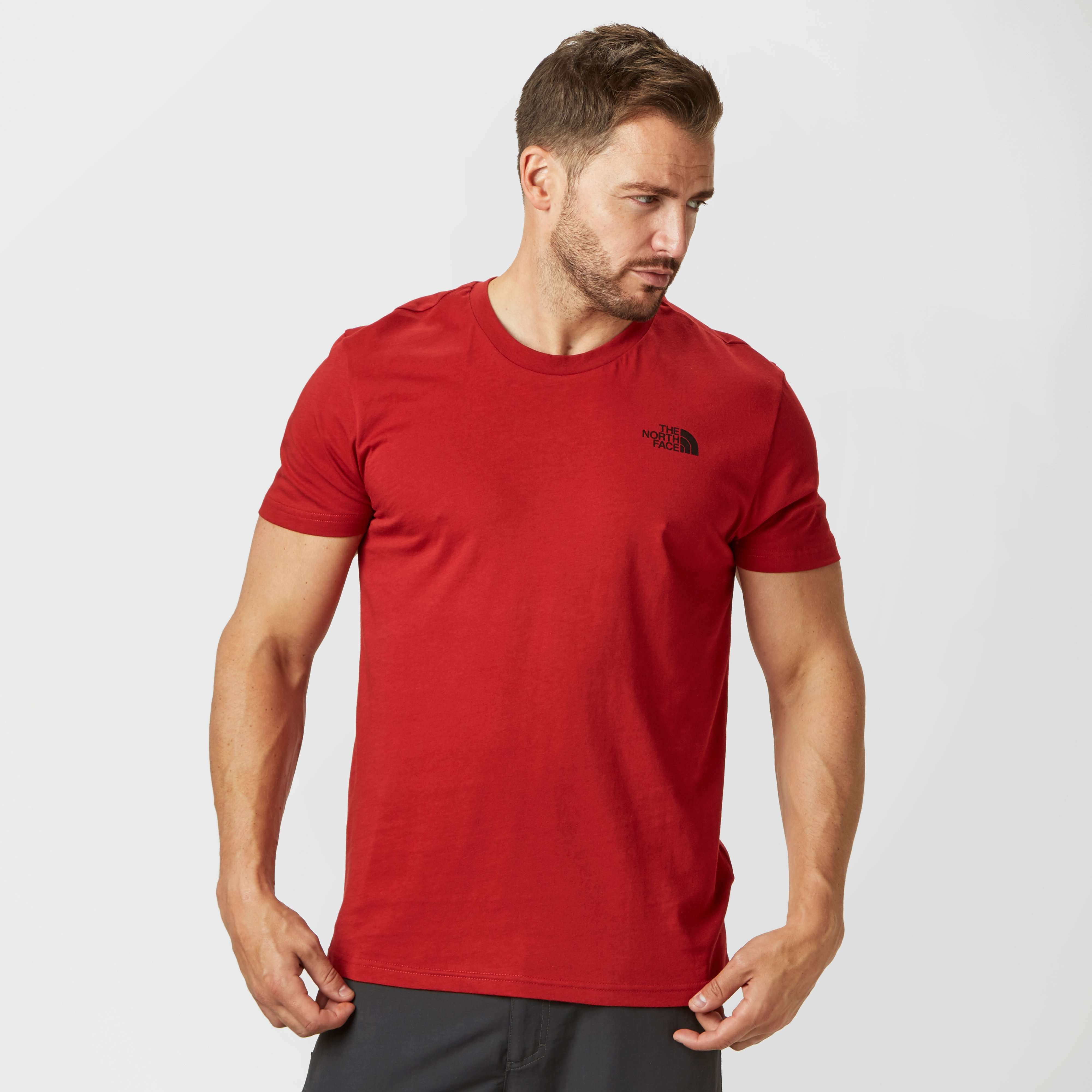 THE NORTH FACE Men's Short Sleeve Simple Dome Tee