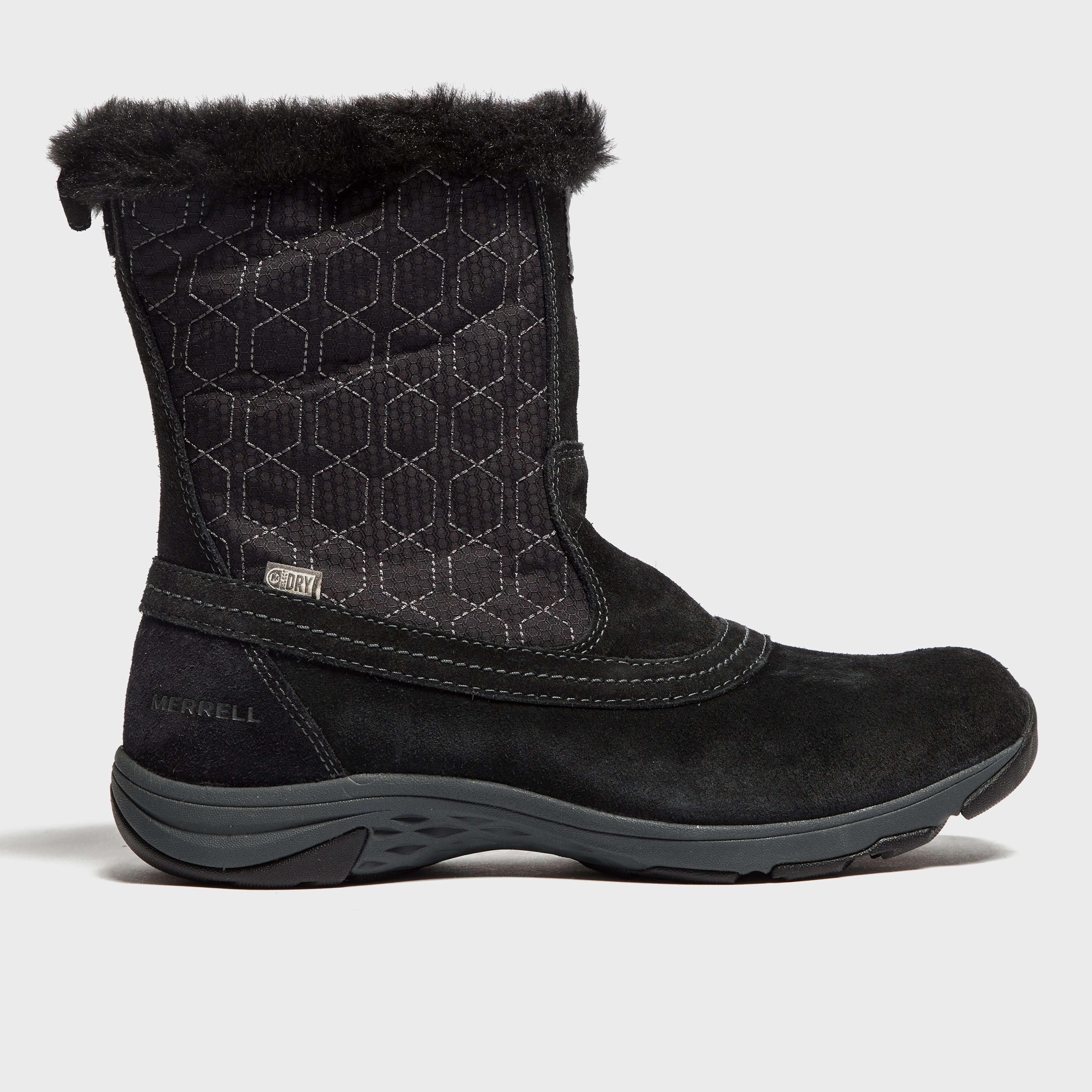 MERRELL Women's Ryeland Tall Snow Boots