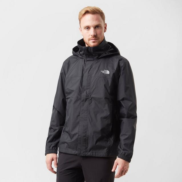 fbd7d2371856 Black THE NORTH FACE Men s Resolve 2 Jacket image 1