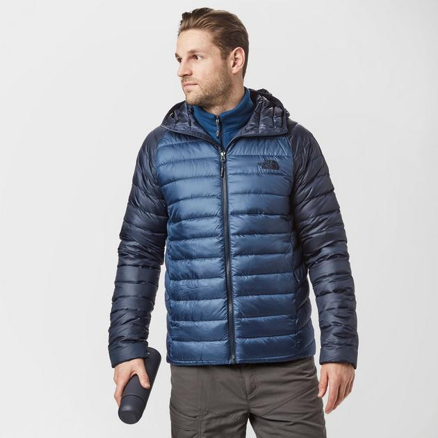 Men's Trevail Hooded Down Jacket