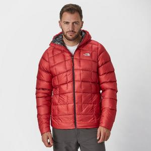 THE NORTH FACE Men's Supercinco Down Hooded Jacket