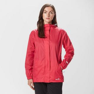 Women's Hooded Packable Jacket