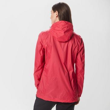 Pink Peter Storm Women's Hooded Packable Jacket