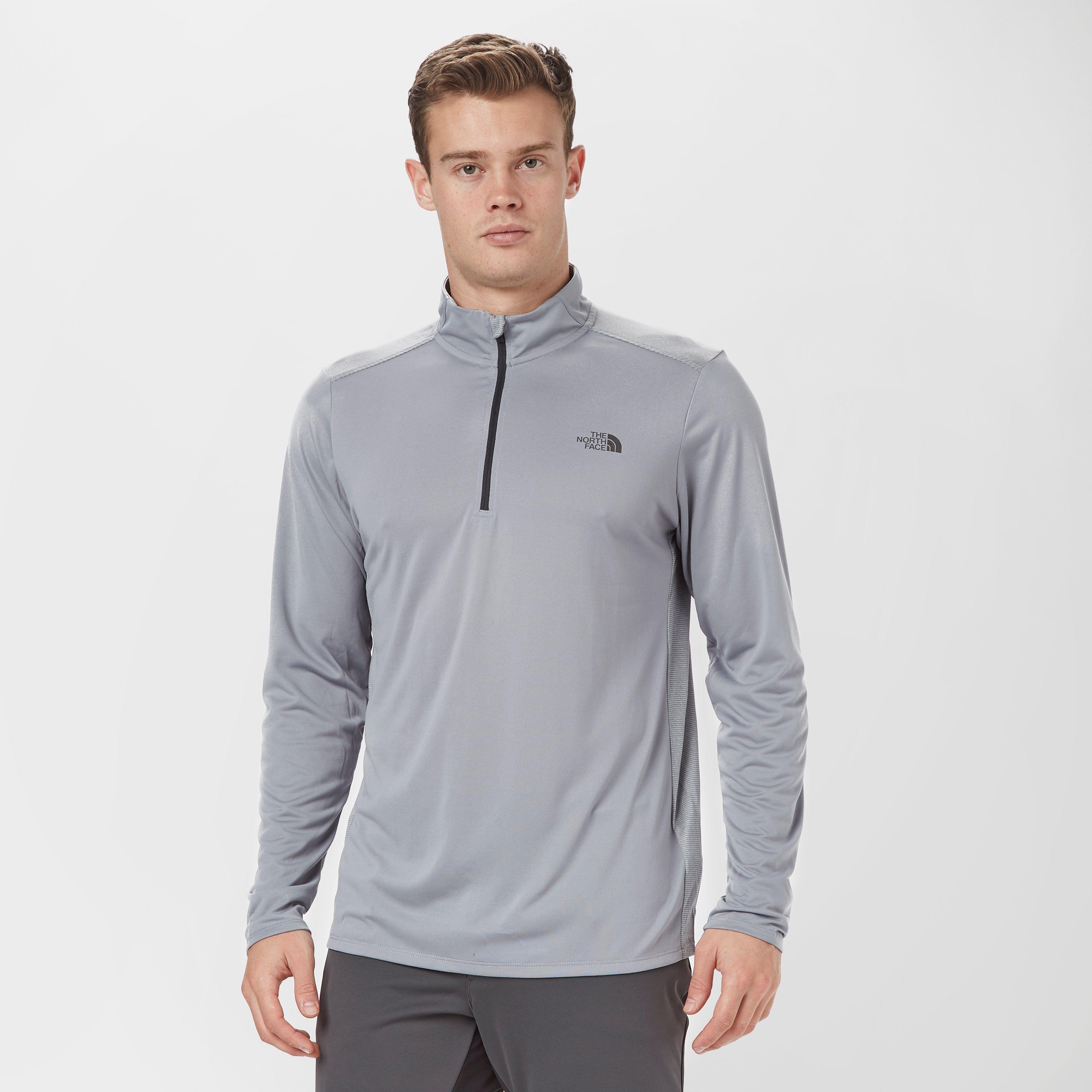 THE NORTH FACE Men's Mountain Athletics Versitas Quarter-Zip Fleece
