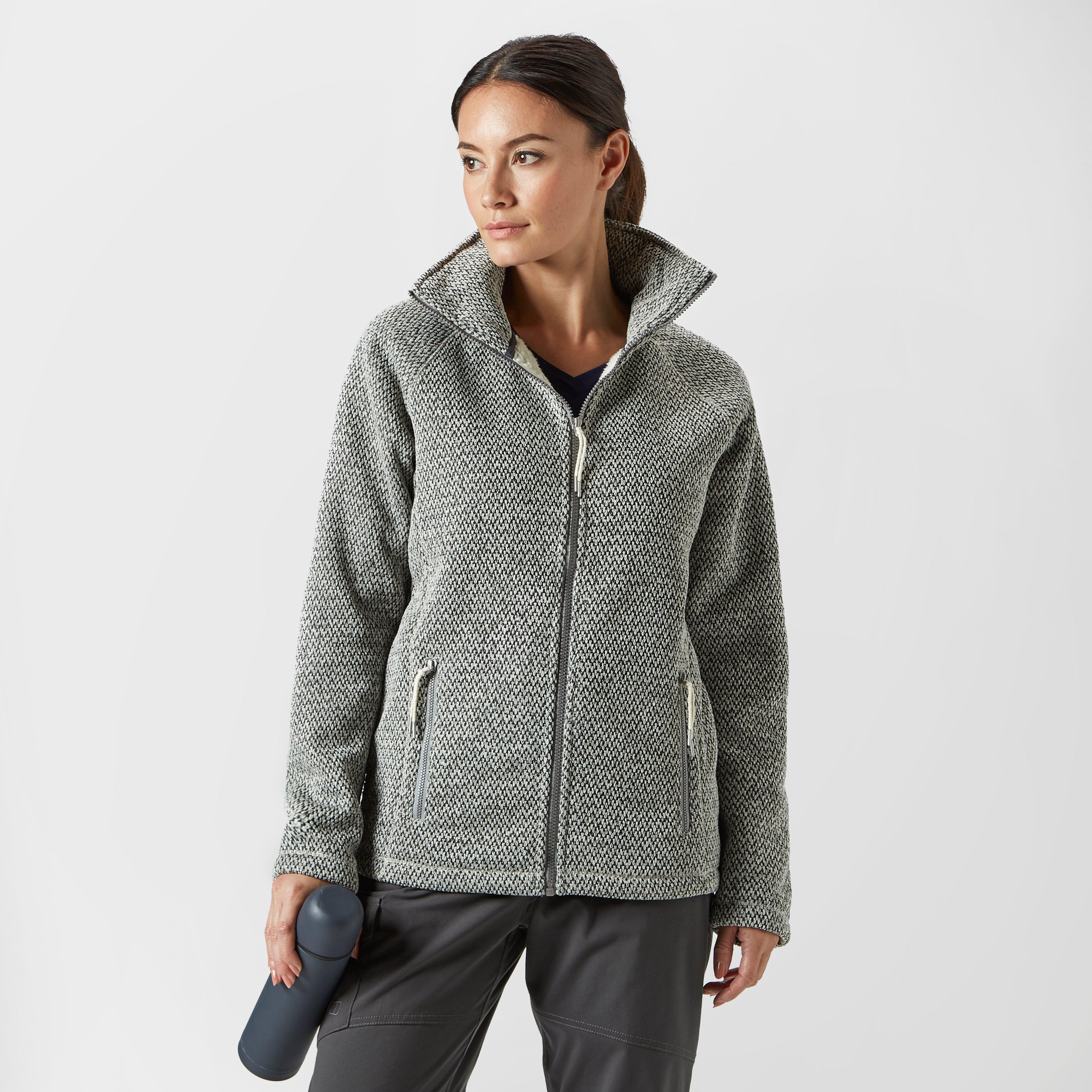 Craghoppers Womens//Ladies Jasmine Full Zip Fleece Jacket