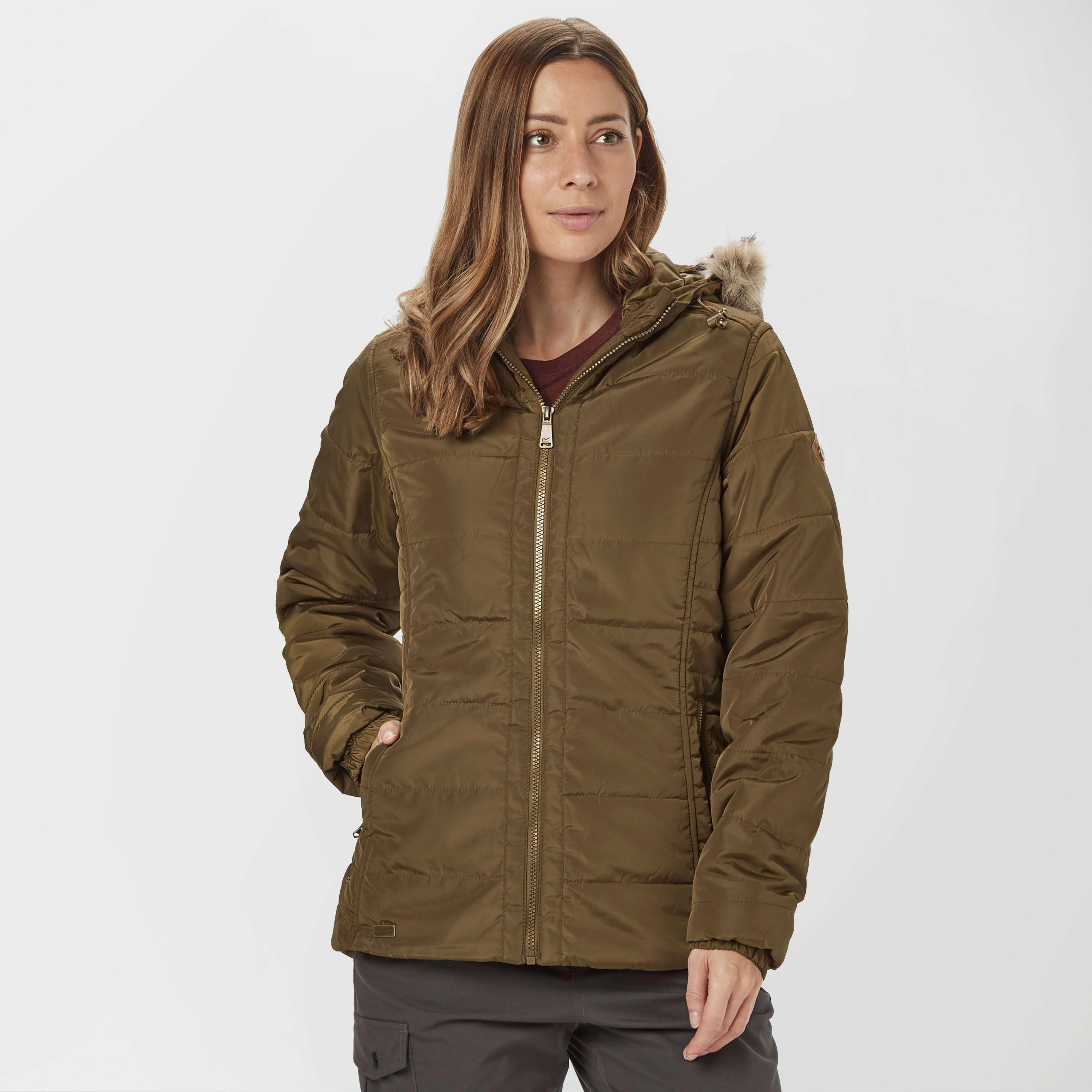 REGATTA Women's Wynne Baffled Insulated Jacket